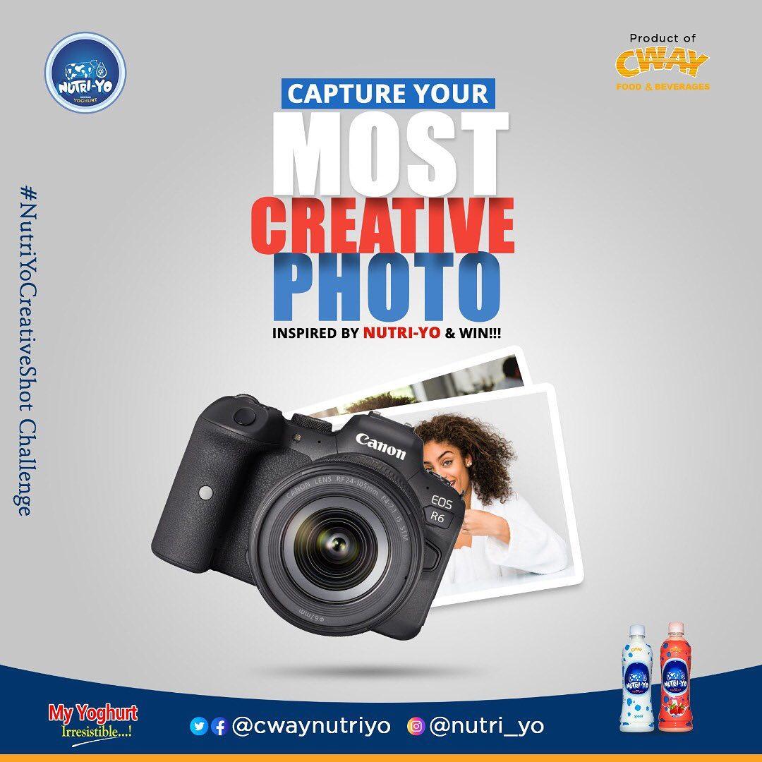 Join The Nutri Yo Creative Challenge to Win N10,000.