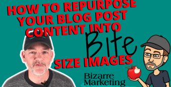 How To Repurpose Your Blog Content Into Images