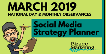 Social Media Content Ideas For March