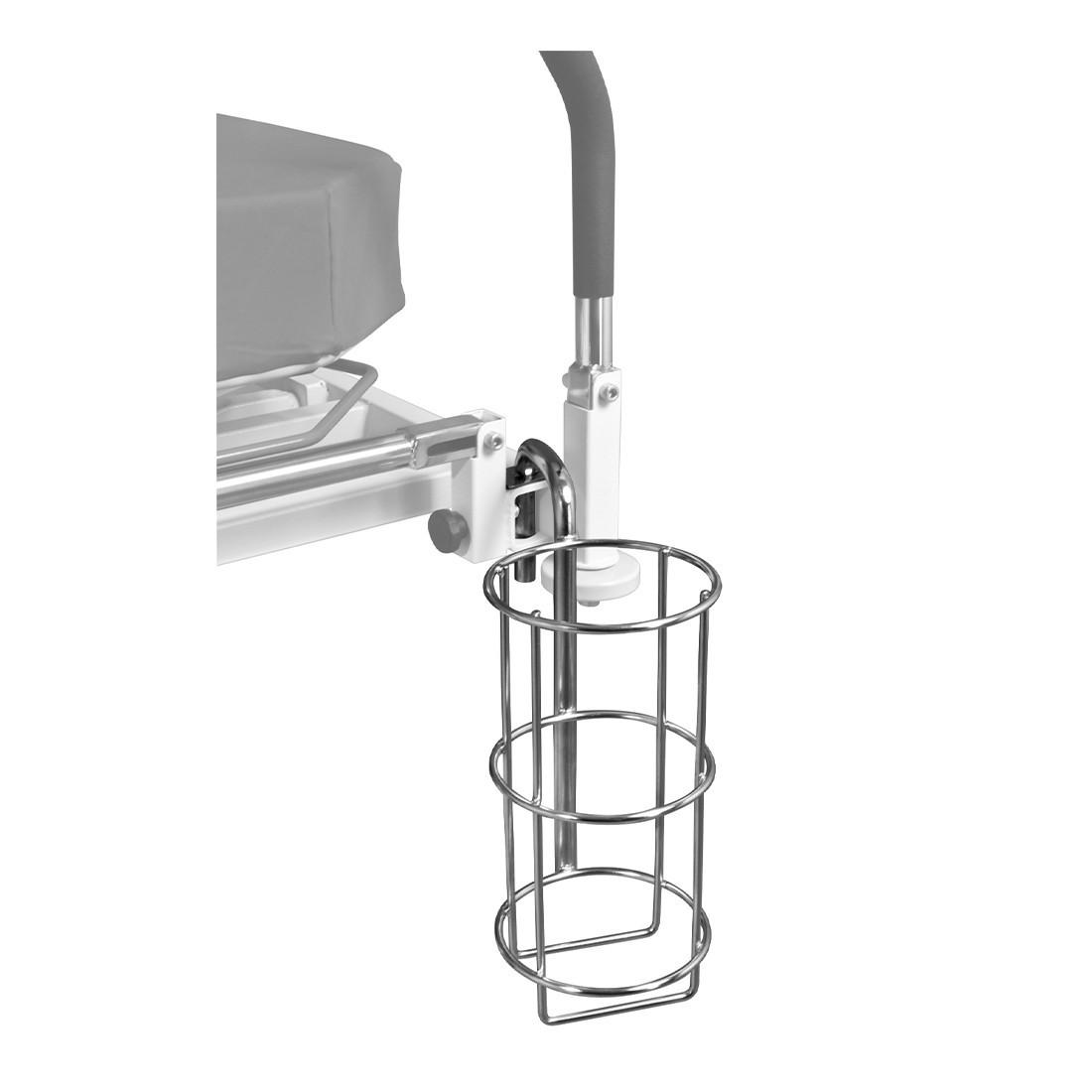 230Removable oxygen bottle holder base