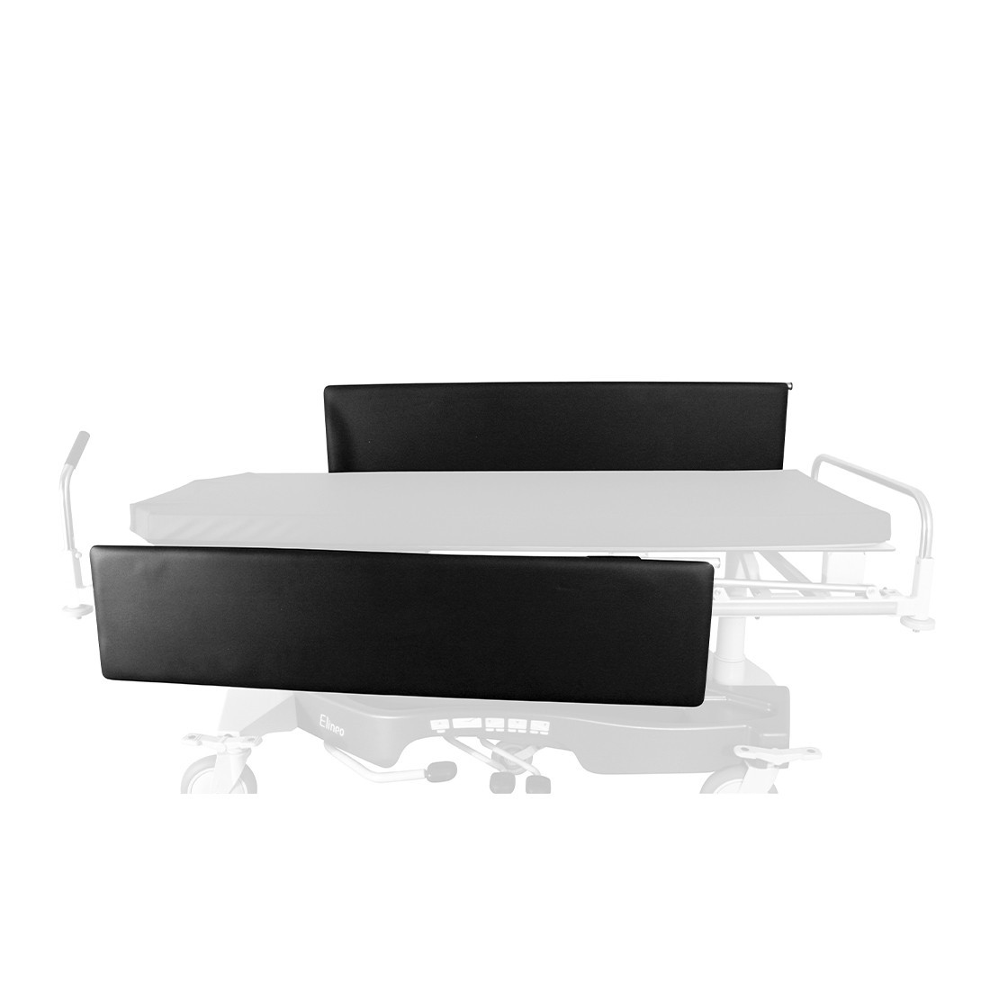 456Pair of padded cotside bumpers