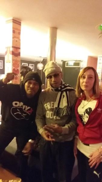 "Nahila S and Crew ""Onyx"""