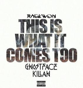 Raekwon and Ghostface Killah