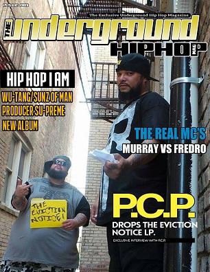 The Underground Hip Hop Magazine issue#1 - Underground