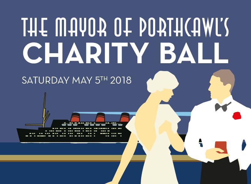 The Mayor of Porthcawl's  Charity Ball