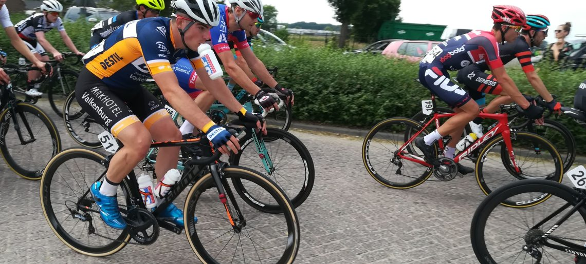 Aggressive racing doesn't pay off at Midden-Brabant Poort omloop