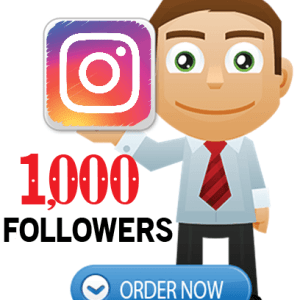Buy 1,000 Instagram Followers