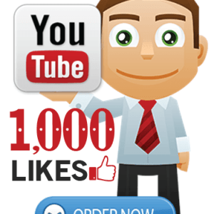 Buy 1000 YouTube Likes