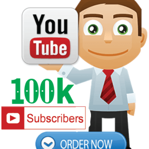 Buy 100,00,000 YouTube Subscribers