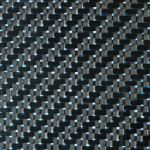 Reflections Twill – Blue Mylar