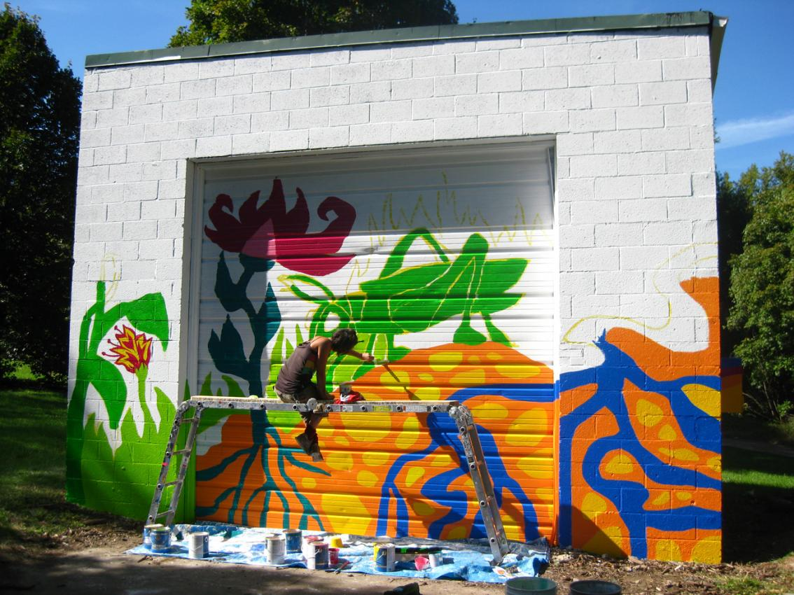 Baltimore Mural Program Arts Council Bopa