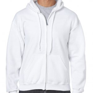 Gildan Heavy Blend Adult Full Zip Hooded Sweatshirt (18600) 1 | | Promotion Wear