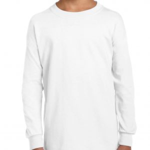 Gildan Ultra Cotton Youth Long Sleeve T-Shirt (2400B) 3 | | Promotion Wear
