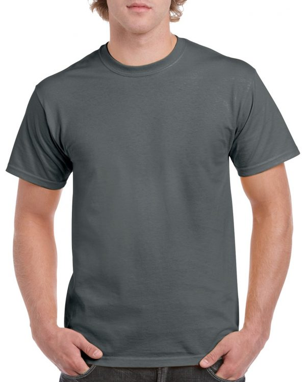 Gildan Heavy Cotton Adult T-Shirt Charcoal Medium (5000) 1 | | Promotion Wear