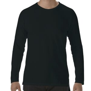 5628 Adult Lightweight Long & Lean Long Sleeve Raglan Tee