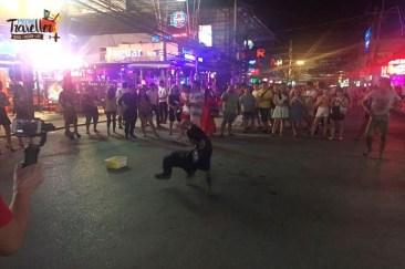 Best Places to Visit in Thailand for Honeymoon - Phuket - Bangla Street Dance