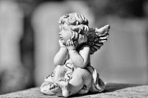 A figurine.