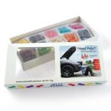 2 piece jelly bean display box