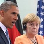 Merkel şi Obama
