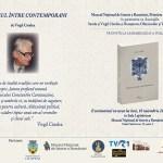 INVITATIE_Lansare Stolnicul intre contemporani_MNIR nov2014