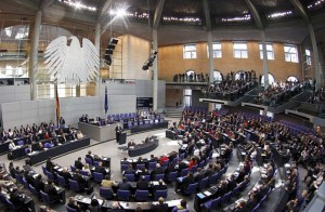Parlamentarii germani