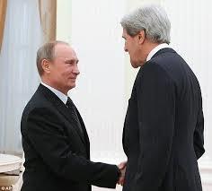 Vladimir Putin - John Kerry