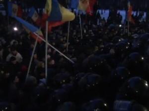 Violențele de la Chișinău