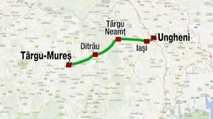 autostrada Iași - Târgu Mureș