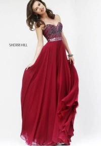 Sherri Hill 2016 Prom Dress Collection Preview