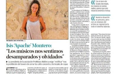 El Semaforo, Diario de Mallorca