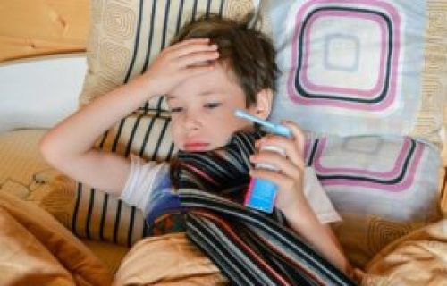 Noticia asma infantil embarazo