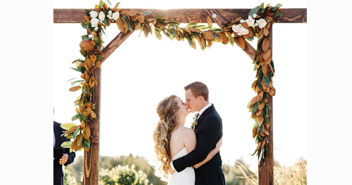 4 Trends In Wedding Arch Design Pronghorn Resort