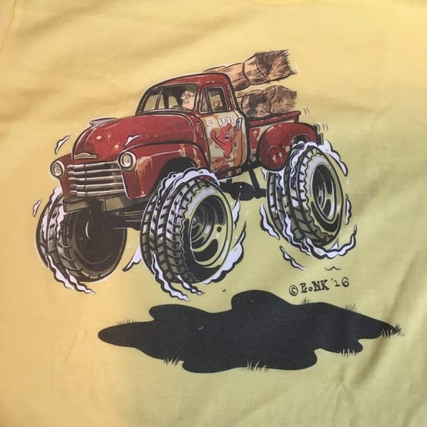 Hot Rod Cartoon T-shirts