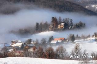 Taken near Prvinci, Croatia, January 21, 2018.