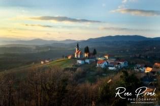 Taken from Petrus Vrh, Croatia on January 13, 2014.