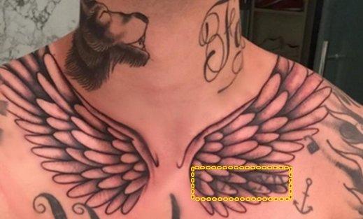 Quién Ocultó Un Tatuaje Y No Quedó Perfecto