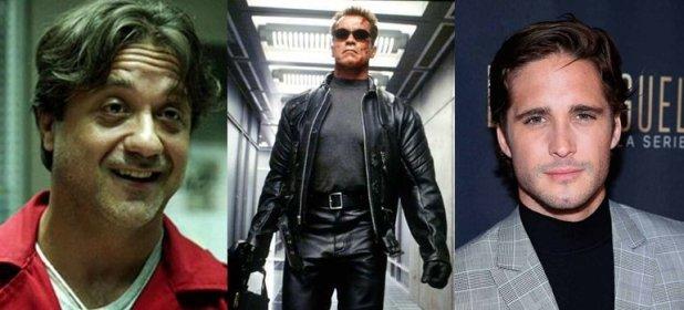 Diego Boneta y Arturito de La casa de Papel estarán en la nueva Terminator