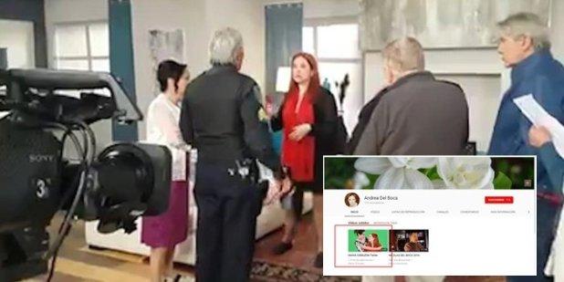 Te mostramos el trailer de 'Mamá Corazón', la serie por la cual Andrea del Boca fue procesada en la justicia