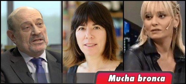María O´Donell disparó contra Alfredo Leuco por revelar el nombre de quien habría acosado a Romina Manguel: