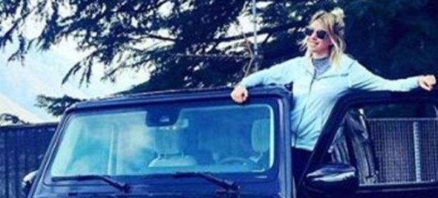 Wanda Nara mostró su nueva camioneta de más de 220.000 dólares