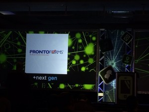 ProntoForms at CITE Conference 2014