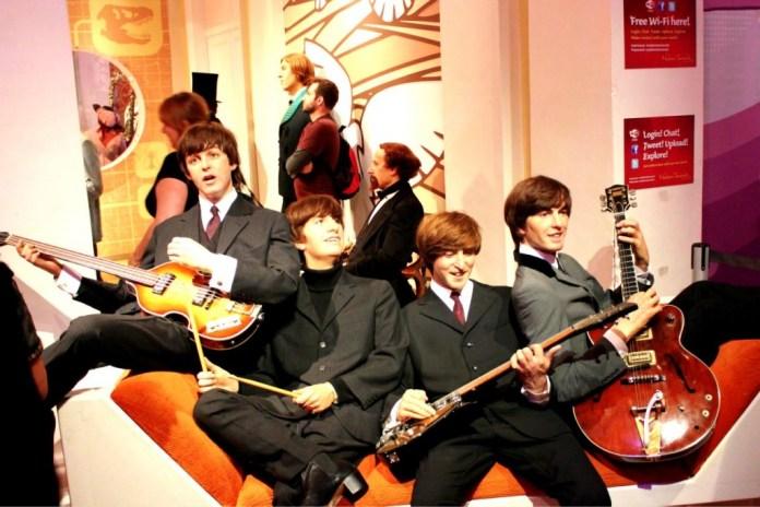 Beatles - foto: mapadelondres.org