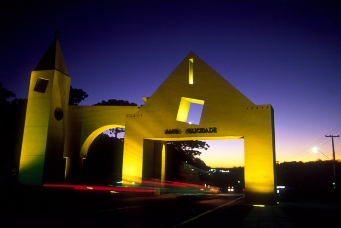 Portal de Santa Felicidade - Foto Setur PR