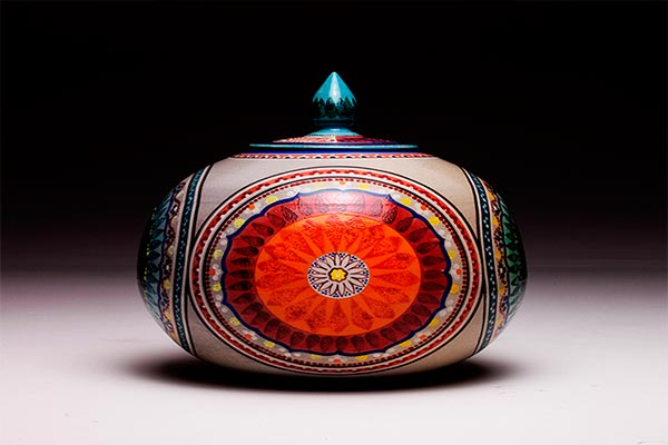 Trabalho em Cerâmica - Foto: Cunhatur