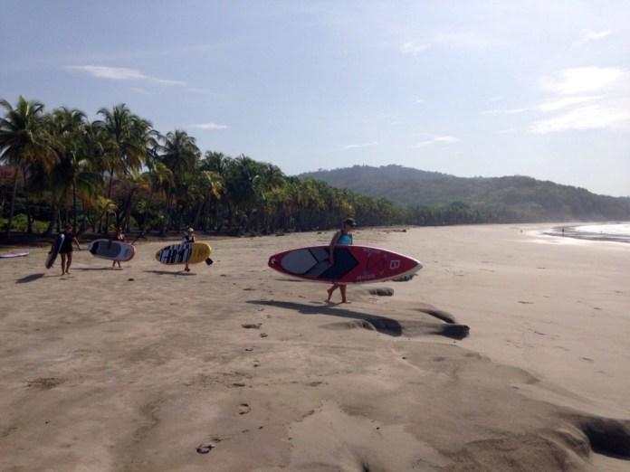 Expedição SUP na Ilha de Boipeba