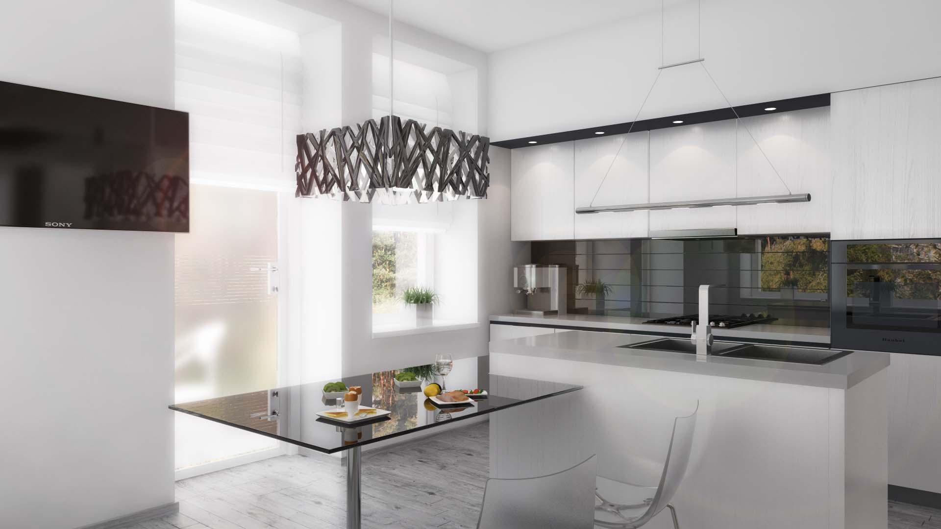 Arredare la cucina con Binova Urban BVA