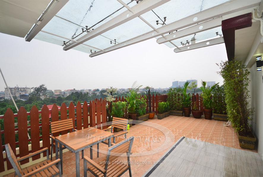 office chair yangon table and rentals ri 1 bedroom penthouse condo for rent | pronto services