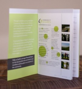 Brochure and Print Design by Proof Branding