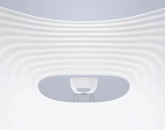 Tom Vac Stuhl von Vitra   Design Ron Arad   pro office