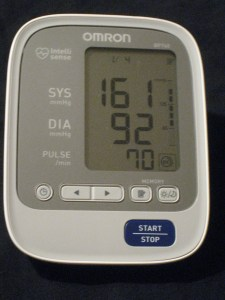 blood pressure day 4